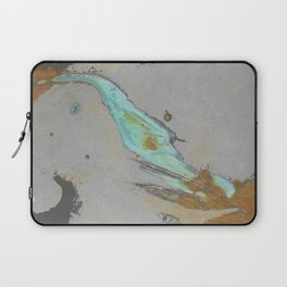 The force of water Laptop Sleeve