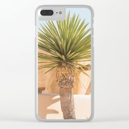 Marfa Oasis Clear iPhone Case
