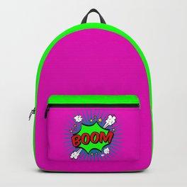 Boom Pink Boom Backpack