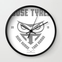 House Of Replicants Wall Clock