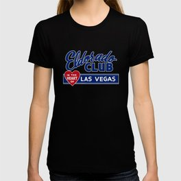 ELDORADO CLUB hotel & casino T-shirt