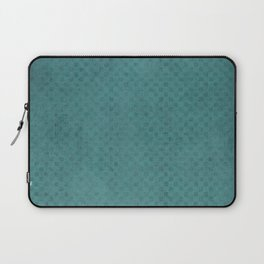 The Green Lagoon - Solid Colors Laptop Sleeve