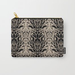 Tiger skin background Carry-All Pouch