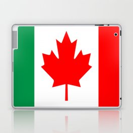 Italo Canadian Laptop & iPad Skin