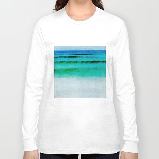 blue day Long Sleeve T-shirt