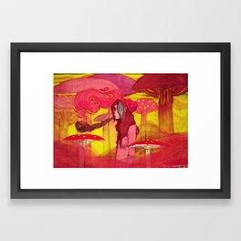 Chillout Framed Art Print