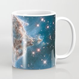 Monkey Head Nebula Coffee Mug
