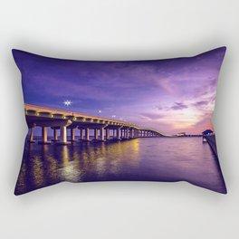 Imagine Dream Believe Rectangular Pillow