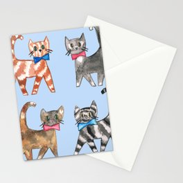 Cute kittys Stationery Cards