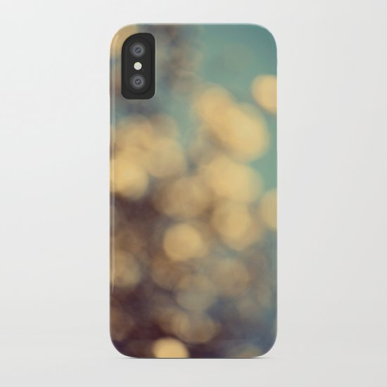 Dance of the Magnolia Blossoms iPhone Case