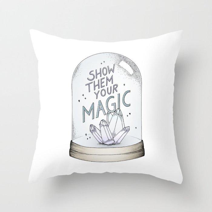 Show them your magic Deko-Kissen