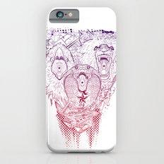 Open Wide! iPhone 6s Slim Case