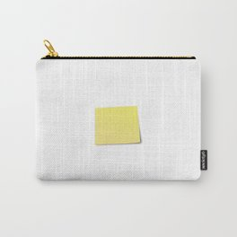 The Devil is in the detail: Post-it Carry-All Pouch