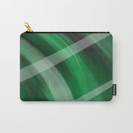 Never Ending Green Carry-All Pouch