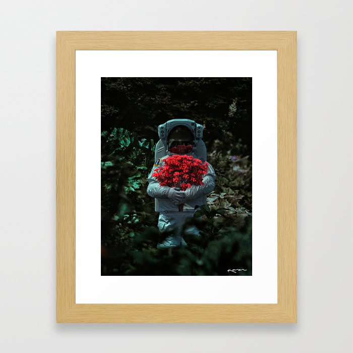 all i ever wanted was everything. Framed Art Print