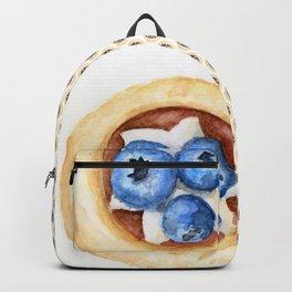 Little Blueberry Tart Backpack