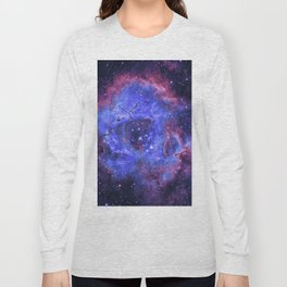 Supernova Explosion Long Sleeve T-shirt