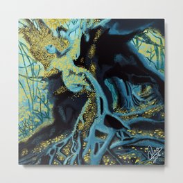 Mother nature Metal Print