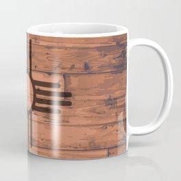 New Mexico State Flag Brand Coffee Mug