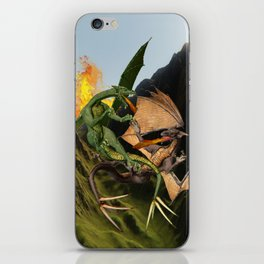 Battle for Dragon Mountain iPhone Skin