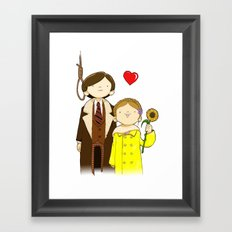 If you want to sing out, sing out Framed Art Print