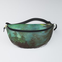 The sky at night Fanny Pack