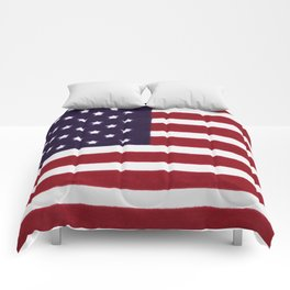 The Star Spangled Banner Comforters
