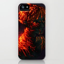 Guild Wars - Into Embers iPhone Case