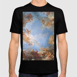 Fresco in the Palace of Versailles T-shirt
