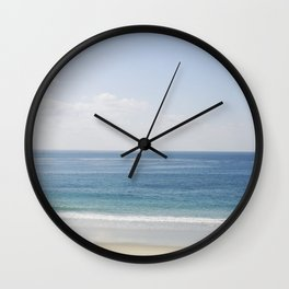 Southern California Beach Wall Clock