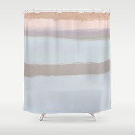 Strips 6B Shower Curtain
