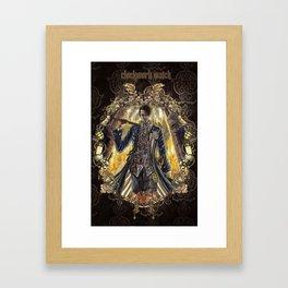 Clockwork Watch: Breakaway Framed Art Print