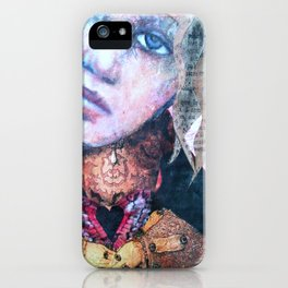 Hold you dear... iPhone Case