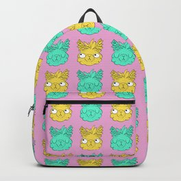 Bernard the Bunny Pattern Backpack