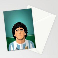 Maradona 1986 Stationery Cards
