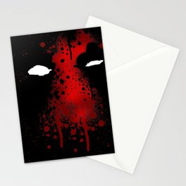 Pool Of Dead Stationery Cards