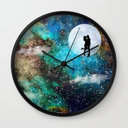 my babe Wall Clock