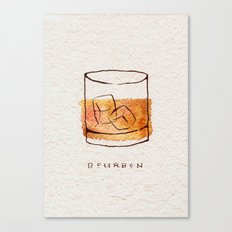 Bourbon Canvas Print