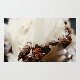 Crystal Quartz Rug