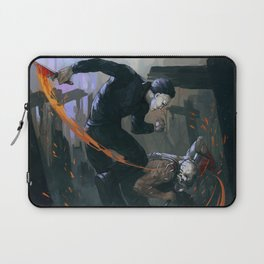 Myers versus Trapper Laptop Sleeve