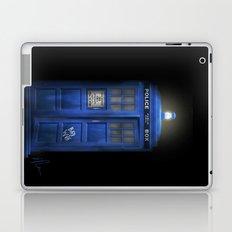 """Death – The Doctor's Truest Companion"" Laptop & iPad Skin"