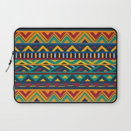 African Style No9 Laptop Sleeve