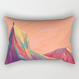 Go Wander Rectangular Pillow