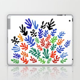 Matisse Floral Pattern #1 Laptop & iPad Skin