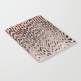 Electric Waves Notebook