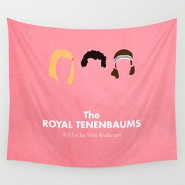 The Royal Tenenbaums Wall Tapestry