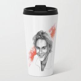 Heath Ledger Travel Mug