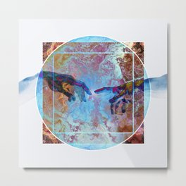 creation /2 Metal Print