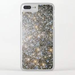Messier 15 Clear iPhone Case