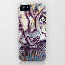 STREET ART #7 iPhone Case